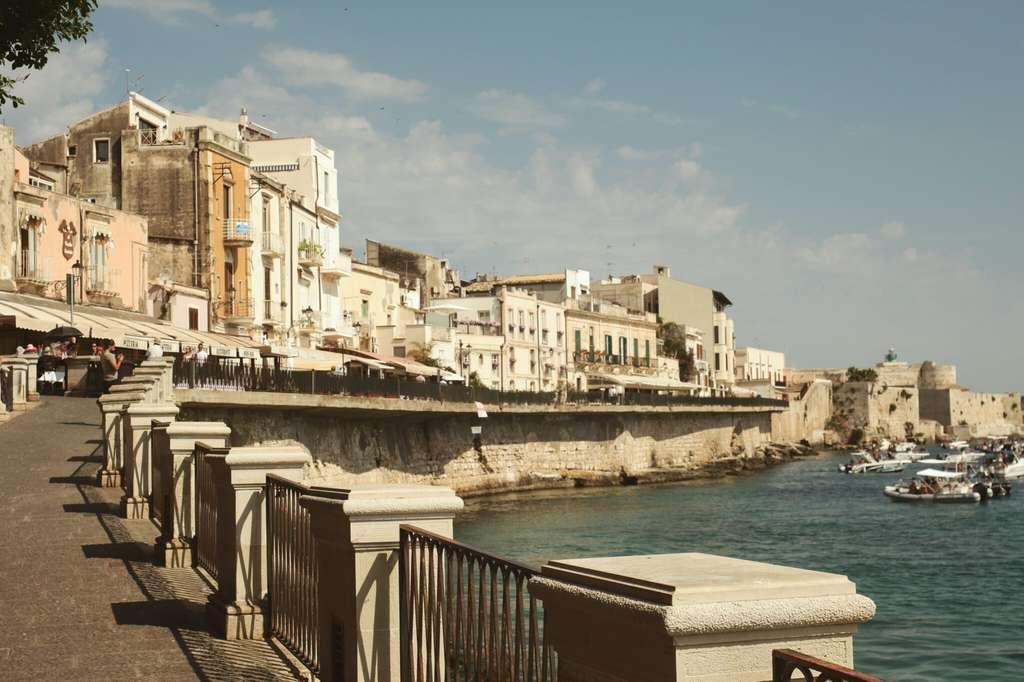 Ortigia Siracusa in Sicily